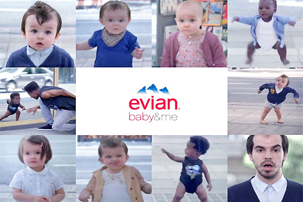 Evian Baby and Me Image