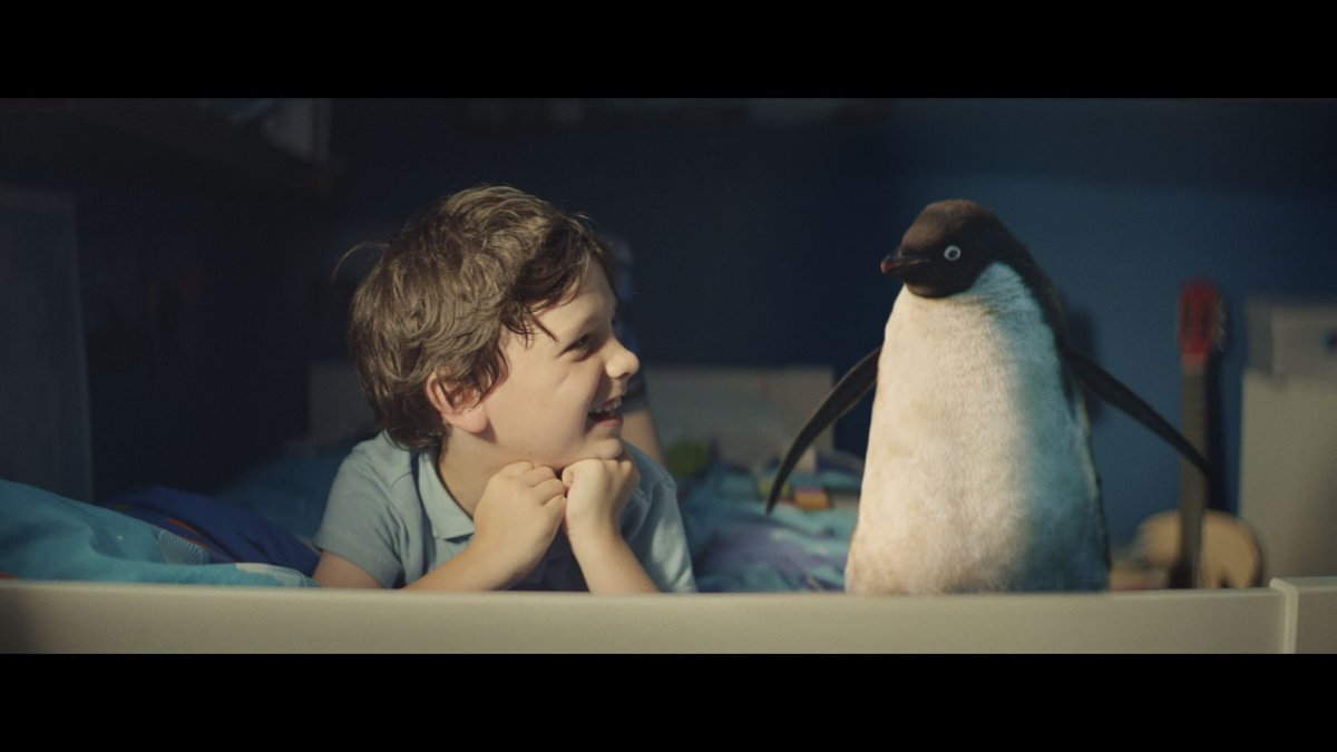 John Lewis Christmas Advert Image
