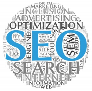 SEO Search Engine Optimisation Text